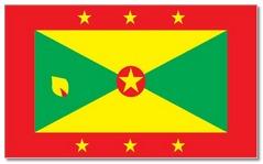 Steagul statului Grenada