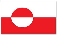 Steagul statului Groenlanda