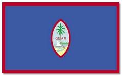 Steagul statului Guam