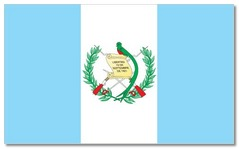 Steagul statului Guatemala