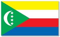Steagul statului Insulele Comore