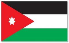 Steagul statului Iordania