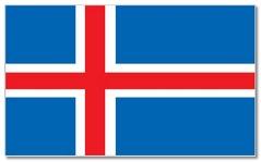Steagul statului Islanda