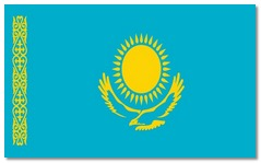 Steagul statului Kazahstan