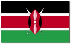 Steagul statului Kenya
