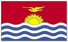Steagul statului Kiribati