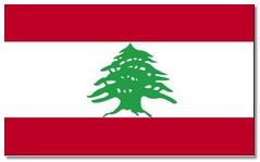 Steagul statului Liban
