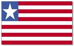 Steagul statului Liberia