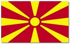 Steagul statului Macedonia
