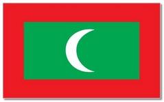 Steagul statului Maldive