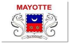 Steagul statului Mayotte