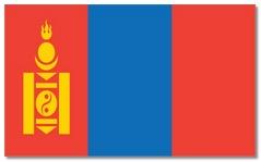 Steagul statului Mongolia
