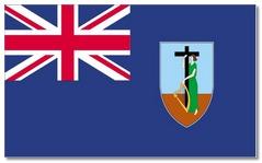 Steagul statului Montserrat