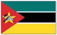 Steagul statului Mozambic