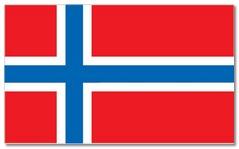 Steagul statului Norvegia