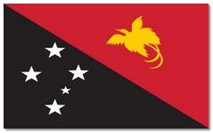 Steagul statului Papua Noua Guinee