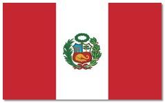 Steagul statului Peru