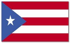 Steagul statului Puerto Rico
