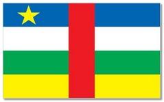 Steagul Republicii Centrafricane