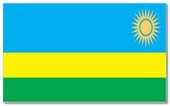 Steagul statului Rwanda