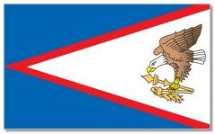 Steagul statului Samoa Americana