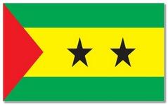Steagul statului Sao Tome si Principe