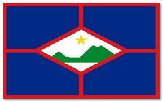 Steagul statului Sint Eustatius