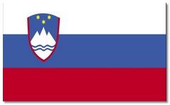 Steagul statului Slovenia