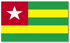 Steagul statului Togo