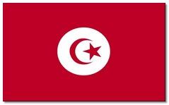 Steagul statului Tunisia