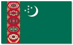 Steagul statului Turkmenistan