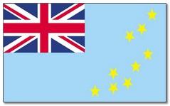 Steagul regiunii Tuvalu