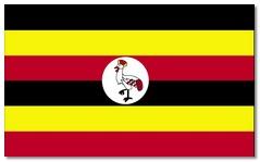 Steagul statului Uganda