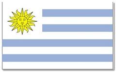 Steagul statului Uruguay