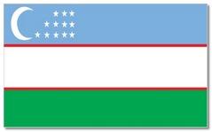Steagul statului Uzbekistan