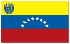 Steagul statului Venezuela