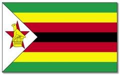 Steagul statului Zimbabwe